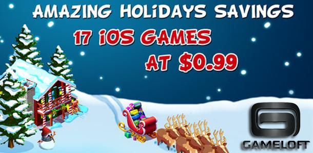 gameloft_reduces_dozens_ios_games_just_0_99_00