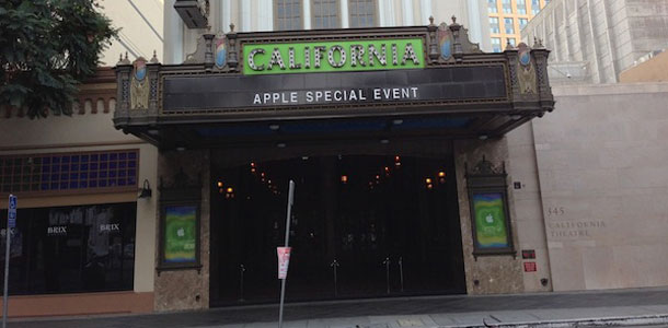 california-theatre-decorated-in-anticipation-of-apples-media-event_0