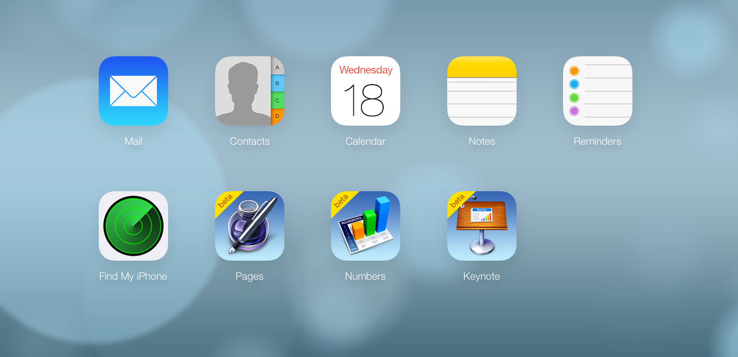 icloud-website-gets-ios-7-inspired-makeover-1
