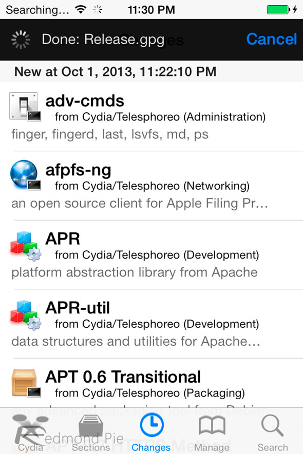 ios-7-jailbreak-first-look-at-cydia-on-iphone-3
