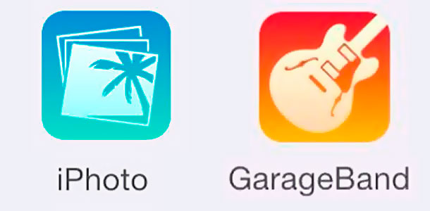 new-ios-7-icons-for-garageband-and-iphoto-appear-hinting-at-upcoming-redesign-00