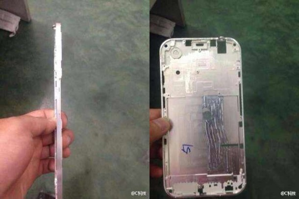 iphone-6-metal-frame-allegedly-leaked-suggests-thin-device-1