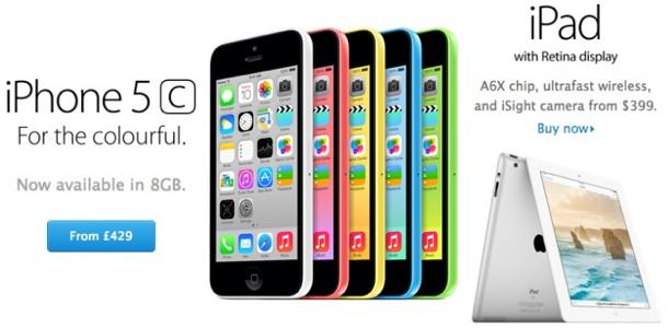 8gb-iphone-5c-launch-16gb-ipad-4-relaunch-0