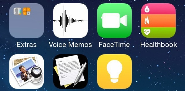 leaked-ios-8-screenshots-reveal-new-preview-textedit-healthbook-apps-0
