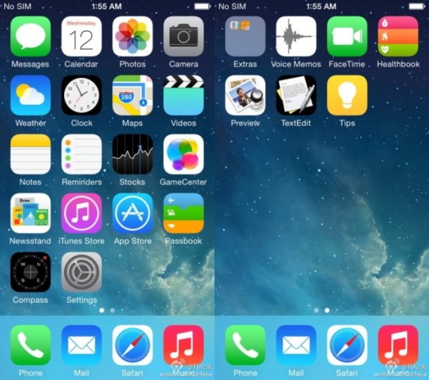 leaked-ios-8-screenshots-reveal-new-preview-textedit-healthbook-apps-1