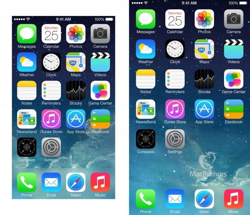 Как сделать экрана айфон 6 с