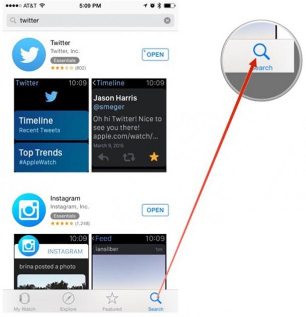 Как приложения на apple 3