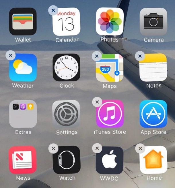 Официальные приложения для iphone